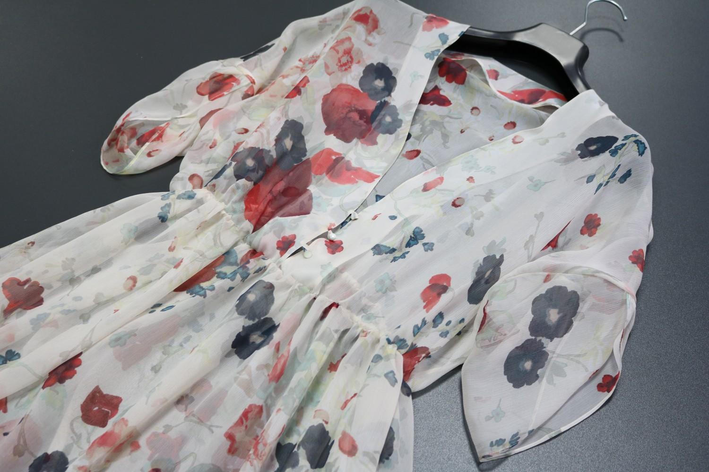 5766ba7a7bf Романтичное шифоновое платье