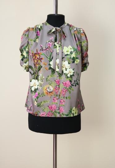 30s blouses, 40s blouses, floral blouse, blouses, elegant blouse, beautiful blouse, блузка, красивая блузка, женская блузка, стильная блузка, нарядная блузка, шелковая блузка, silk blouse, atelier altanova, пошив блузки, модная блузка, летняя блузка, блузка в цветы, стильная блузка