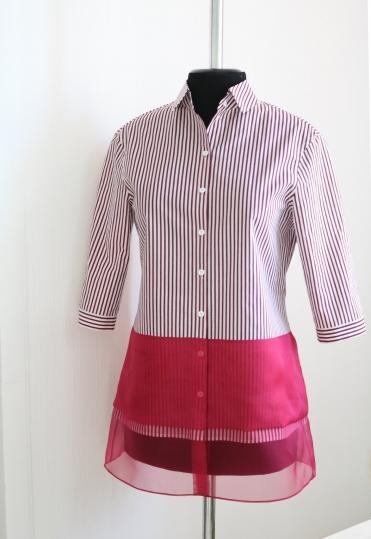 женская рубашка минск , стильная женская рубашка, ателье минск, женская классическая рубашка, блузки минск, пошив на заказ москва, пошив платья минск, рубашка с органзой, shirt , stripped shirt, купить стильную женскую рубашку, рубашка из итальнянского хлопка, дизайнерская одежда минск