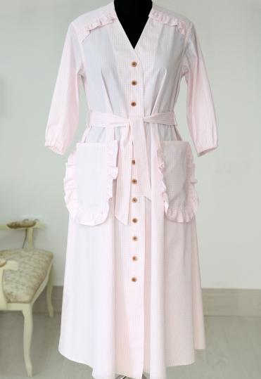 платье рубашка, платье, atelier altanova, красивое платье , платье на заказ, стильное платье, платье в клетку vichy, gingham dress,купить платье рубашку минск,купить платье рубашку москва