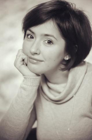 Марина Кашпур - отзыв пошив платья в клетку