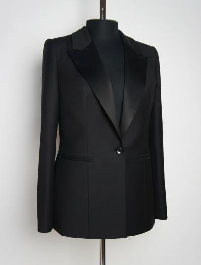 смокинг, женский жакет, женский пиджак