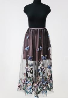 стиль кэрри брэдшоу, юбка из фатина, фатиновая юбка, юбка valentino, стильная юбка, купить стильную юбку минск, пошив юбок минск, одежда белорусских дизайнеров