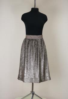юбка, юбка из пайеток, пошив минск, ателье минск, лучшее ателье в минске, sequin skirt, нарядная юбка
