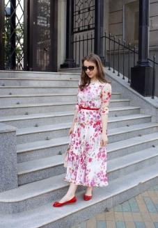 шифоновое платье ,шелковое платье, пошив платьев на заказ,ателье минск,пошив минск