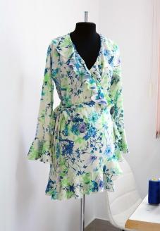 summer dress, bright summer dress, beach dress, яркое платье, короткое платье, красивое платье, atelier altanova, шелковое платье купить минск, шелковое платье купить москва, платья минск, платья из шелка