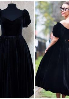 Бархатное платье Ульяны Сергеенко - пошив платья