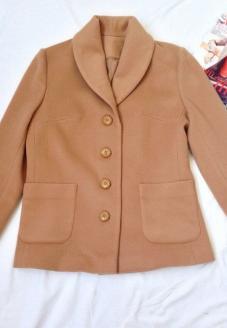 Пальто из кашемира - пошив одежды