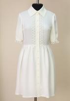 платье в стиле babydoll, красивое платье, индпошив минск, пошив на заказ, ателье минск , нежное платье