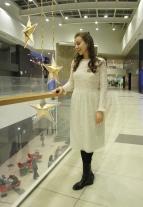 платье в стиле шанель