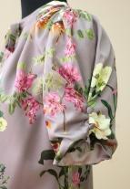 купить блузку в цветы, купить блузку из шелка, купить блузку минск, шелковая блузка минск, шелковая блузка москва, нарядная шелковая блузка