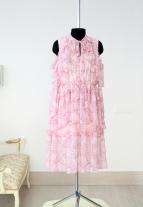 романтичное платье, воздушное платье, красивое платье , шифоновое платье, платье на свадьбу, платье подружки невесты, платье из шифона, шелковое платье , платье на свидание , романтичное платье, atelier altanova, chiffon dress, lilac dress