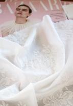 пастель, пастельный цвет, нежное платье, белое платье, красивое летнее платье, хлопковое свадебное платье, милое платье, утонченное платье, платье из хлопка шитье, нежное платье, белое платье с вышивкой, платье для лета, платье для жаркой погоды, платье с юбкой миди, длинное белое летнее платье