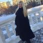 Пошив пальто для Галины Елфимовой в ателье Альта нова
